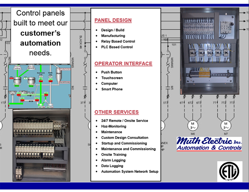 Automation Panel Designs