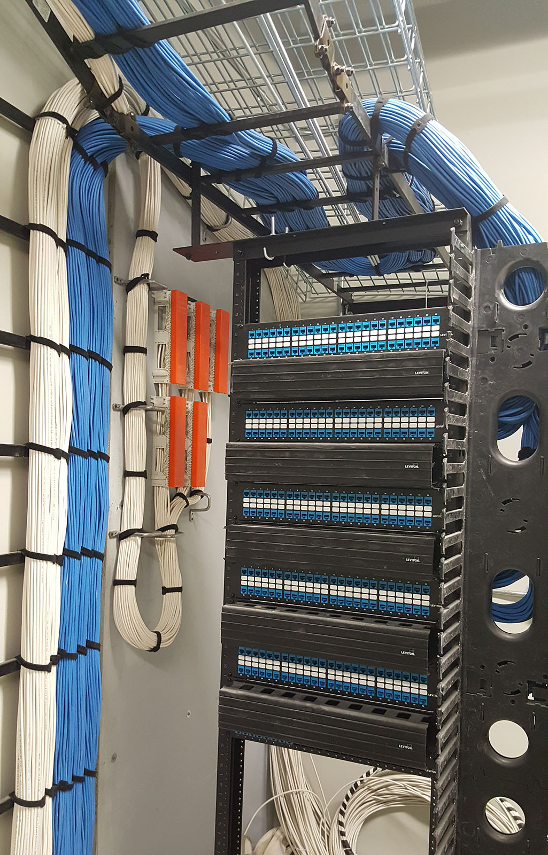 Data Fiber Cabling Installation Nebraska South Dakota Muth Cable Wiring Company Provide A Turnkey Scada Optic Infrastructure Platform