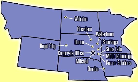 Electrical Contractors In South Dakota Amp Nebraska Muth