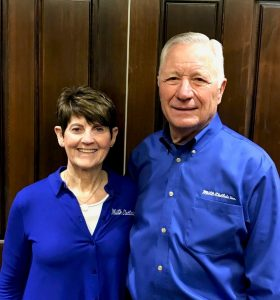 Dick Muth and Darlene Muth - Founders and CEO